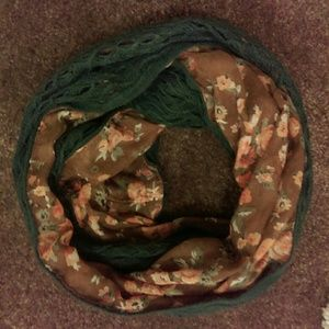 Multi layer scarf
